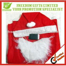 Dekoartikel Weihnachtsmann Kleid