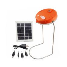 Lámpara de mano de la luz de la lectura del escritorio de la tabla solar de la fábrica ISO9001