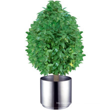 High Quality Stainless Steel Hotel Lobby Flowerpot