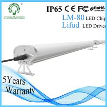 1200 мм 4ft 40 Вт 50 Вт IP65 Водонепроницаемый пыли влажной Влагозащищенные промышленные светодиодные