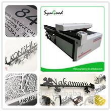 Syngood высокого качества Co2 лазерного типа из нержавеющей стали стальной резки SG1325 (из Цзинань)