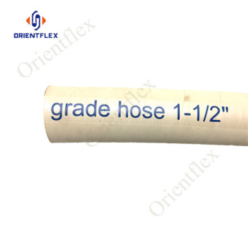 "3/4 ""food safe rubber hose mangueira de sucção 20mm"