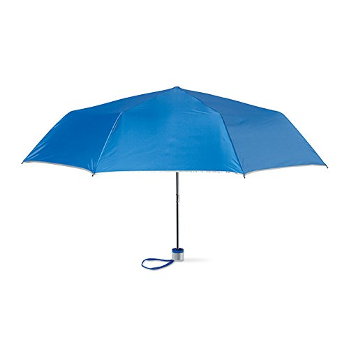 Three fold auto open and close advertising umbrella 02