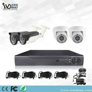 CCTV 4chs 2.0MP Security Surveillance Alarm DVR Systems