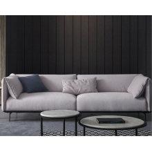 Hot Sale Modern Design Fabric Home Leisure Sectional Sofa Furniture