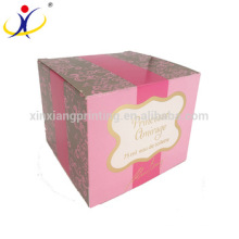 Cosmetic High Quality Custom Paper Packaging Box Packing Boxes
