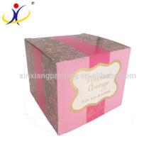 Косметика Высокого Качества Коробка Изготовленный На Заказ Бумажные Упаковывая Коробки Упаковки