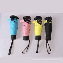 A17 sombrilla pequeña paraguas paraguas compacto