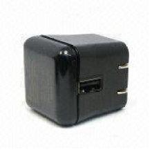Ketc 11w 5v 1a-2.1a Portable Usb Power Adapter With En60950-1 Ul 60950-1