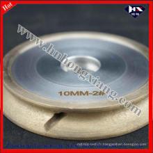 Roue de meulage de diamant / roue en Og pour machine CNC