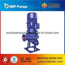 Pompe à eau d'égout submersible et puissante pour le service de l'eau