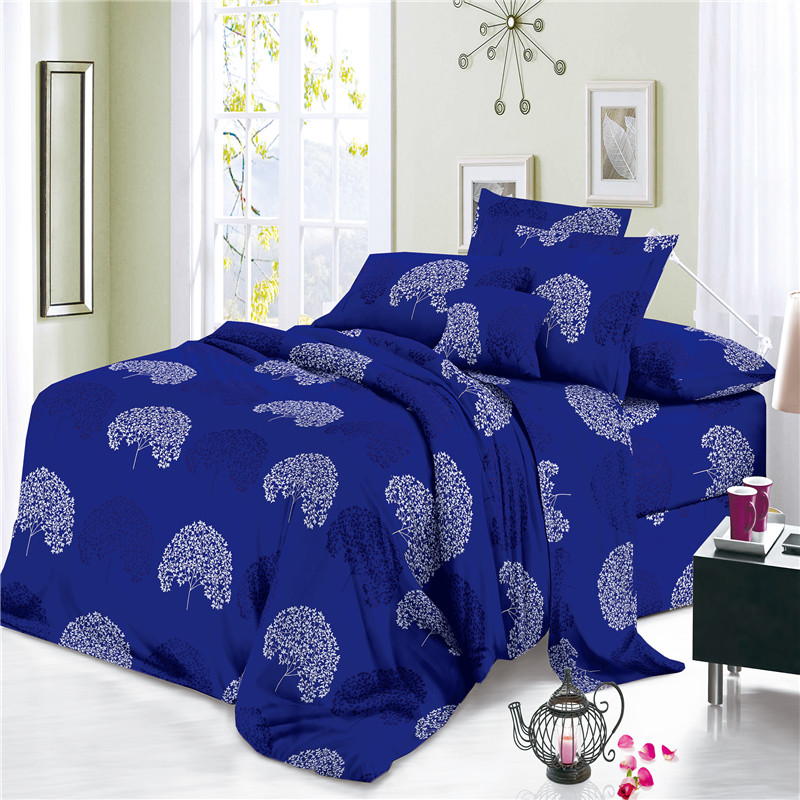 Simple Retro Style Polyester Fabric
