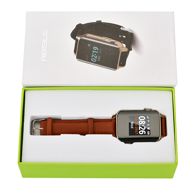 Smart Wristwatch Tracker Android
