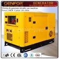 Generatore di saldatura Diesel GF10-200ade 5kw 200A con certificazione Ce