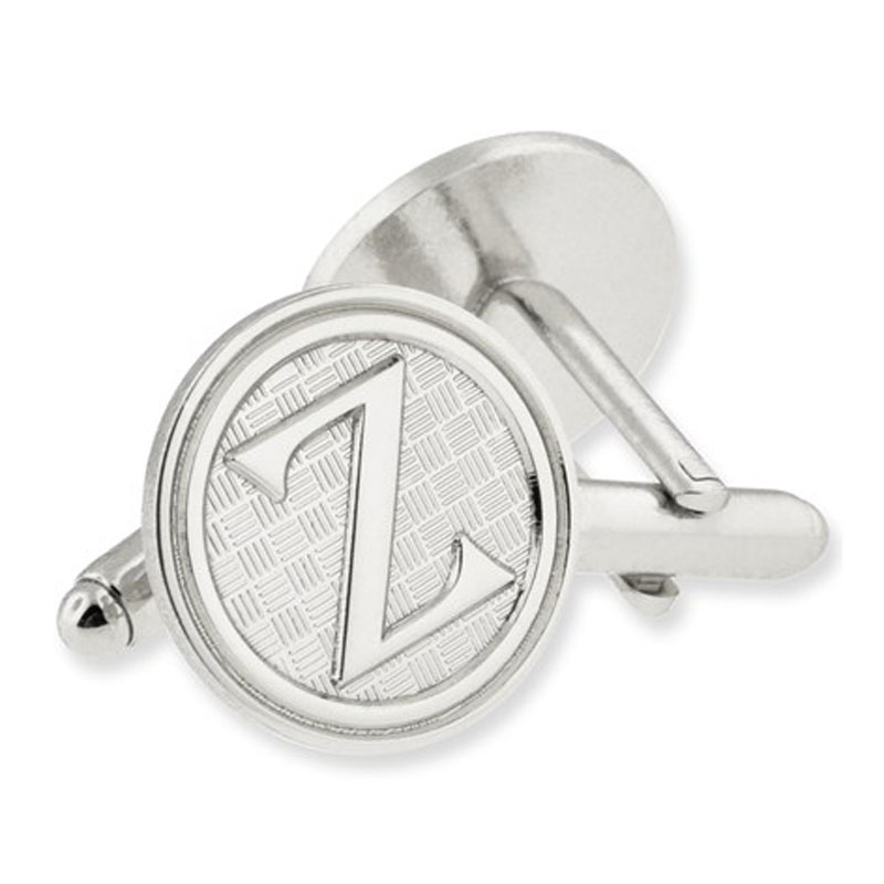 Special Gift Of Letter Cufflink Set