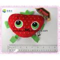 Плюшевые фрукты клубника игрушки (XMD-0086C)