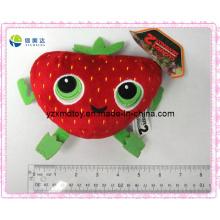 Plüsch-Frucht-Erdbeere-Spielwaren (XMD-0086C)