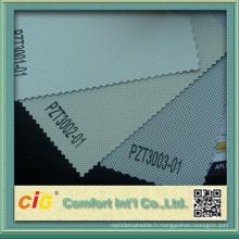 Tissu de rideau de protection solaire