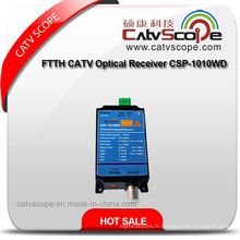 FTTH CATV Optical Receiver Csp-1010wd