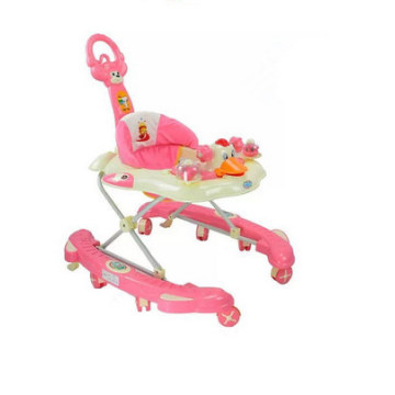 Cheap Baby Product Babay Walker with Push Bar