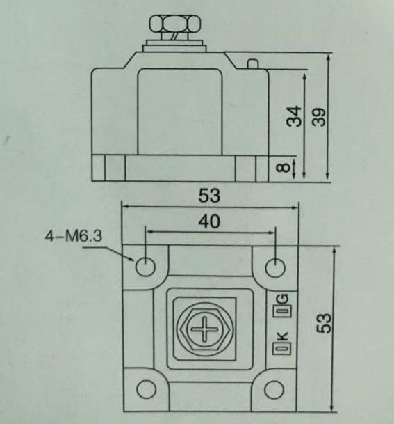 YZPST-MT(R)250A1200V-3