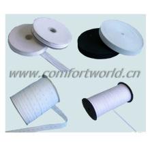 Bande de coton dans l'emballage de la bobine