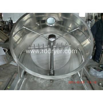 GFG High efficiency fluid bed dryer for desiccated coconut