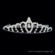 Nueva venda del pelo de la tiara del rhinestone de la venta al por mayor de la manera