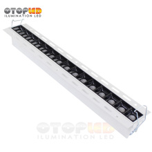 Limless 30W led Linear Downlight Cree Led Chip