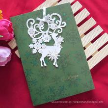 Tarjetas de invitación personalizada Tarjetas de papel Tarjetas de felicitación Impresión