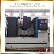 Centre d'usinage vertical CNC à haute précision Vmc1060 à vendre