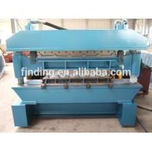 Hangzhou YX15-225-900 hoja de pared de la azotea para la construcción de máquina formadora de rollos de tela fabricante