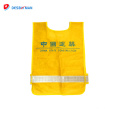 2018 Best selling workable price construction mesh safety reflective vest