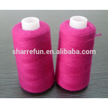 100% Sheep wool yarn stock supply with many colors