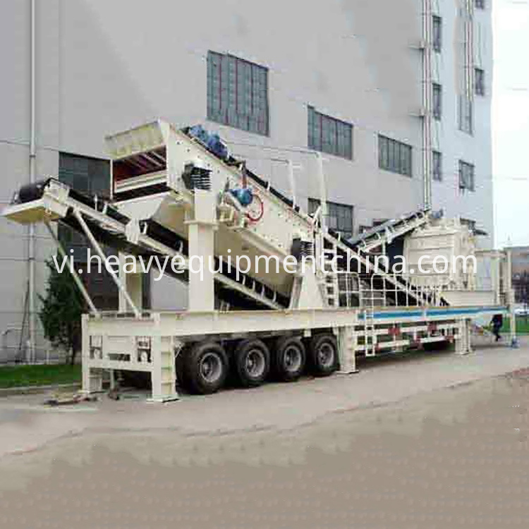 Small Portable Crusher