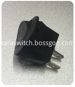 rocker switch KR1-5-