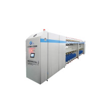 Large package false twisting machine