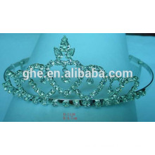 crown dates fashion party tiara sapphire tiara wholesale for wedding indian wedding hair accessories