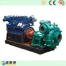 Pompe d'irrigation agricole avec moteur diesel