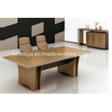 Diseño de la mesa de reuniones moderna de Guangzhou (FOH-KNH24)