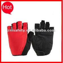Pro fit gants de gymnastique de musculation de remise en forme sans doigts pour l'haltérophilie