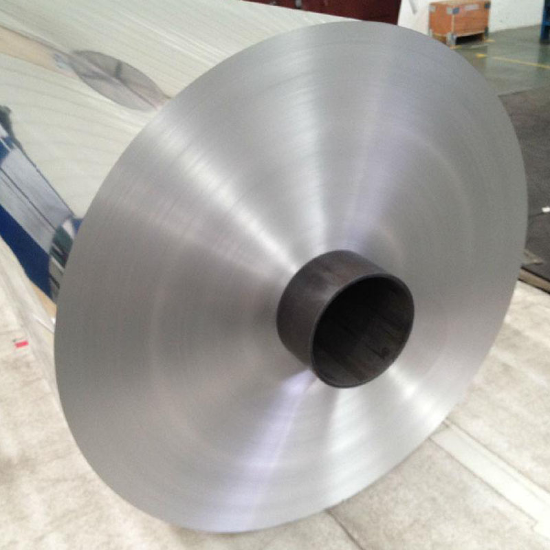 alum foil roll for container in India