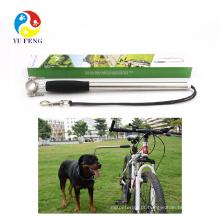 Trela de bicicleta de cão para cão Bike Exerciser mãos livre trela de cão de corrida