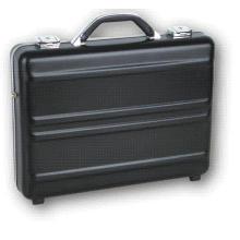 Cartera de aluminio de la herramienta del ordenador portátil para el hombre / la caja de aluminio