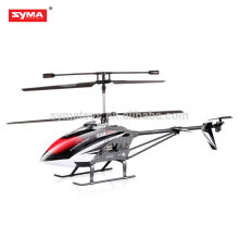 SYMA S33 2.4G 3CH Matel marco helicóptero con transmisor LCD