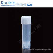 5ml Transport Sample Tube with Screw Cap