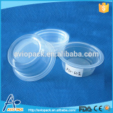 High transparency cheap fruit jelly cup