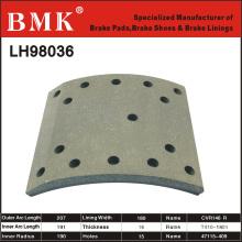 High Quality Brake Lining (LH98036) for Isuzu