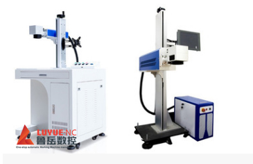 High-speed Portable Fiber-laser Marking Machine