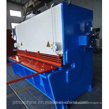 Máquina de corte hidráulico de guillotina para chapa metálica (RAS3213, capacidad: 13X3200mm)